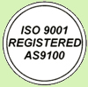 ISO 9001 Registered AS9100